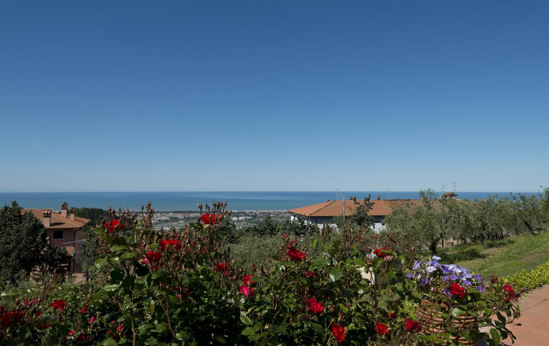 Villa For Sale With Sea Views On The Versilia Coast